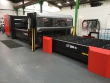 AMADA LC3015 X1 NT LASER STOCK NUMBER 01672