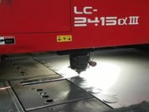 AMADA LASER LC 2415 A IIl STOCK NO 01748